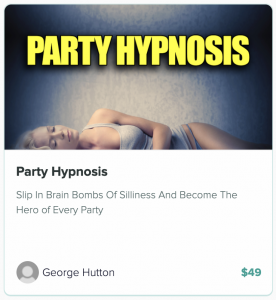 party hypnosis
