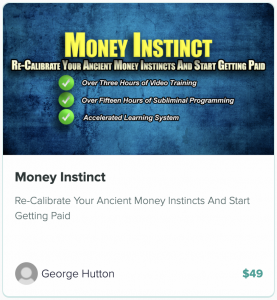 money instinct