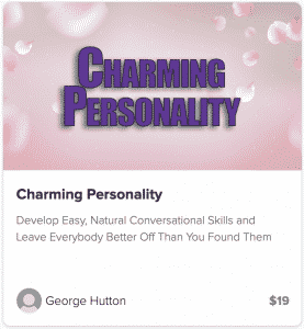 charming personality