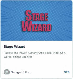 stage wizard