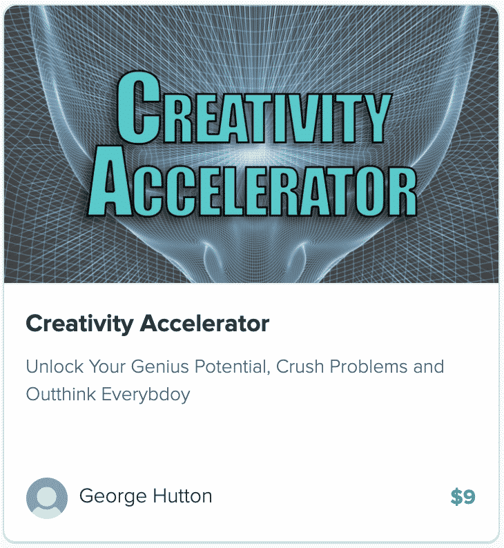 creativity accelerator