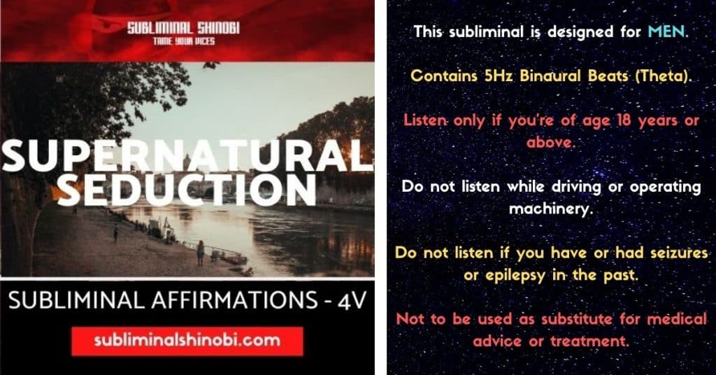 supernatural seduction