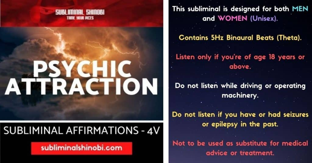 psychic attraction
