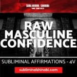 raw masculine confidence thumbnail